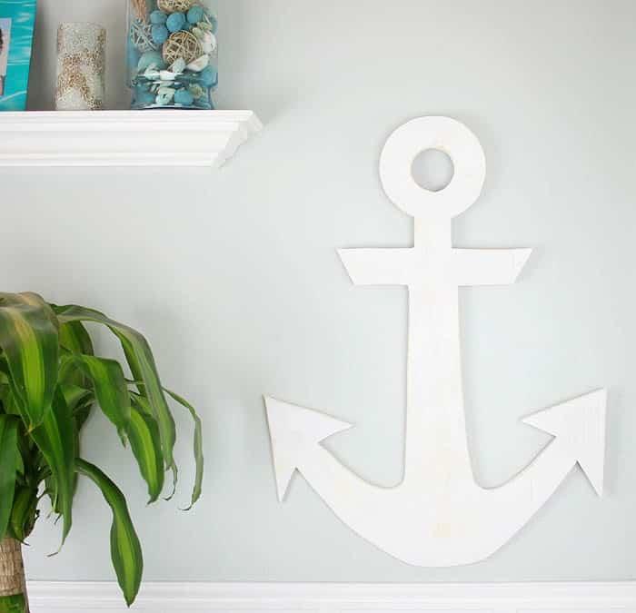 Wood Anchor DIY