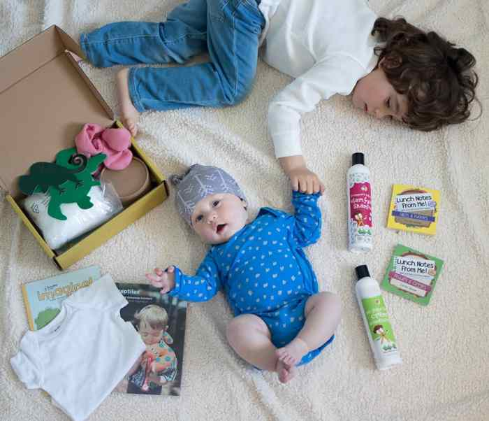 Kid's Essentials for Spring with Babbleboxx