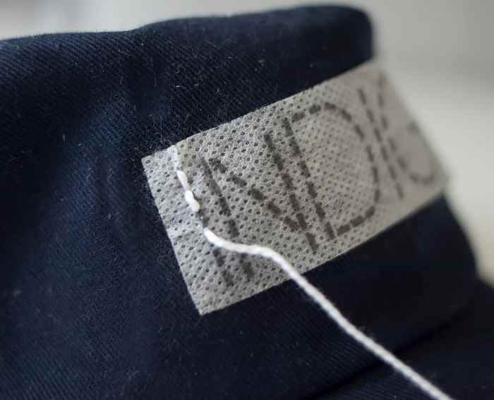 The Easiest Way to Hand Embroider Letters