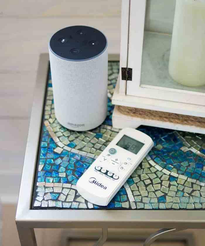Midea Portable Air Conditioner Wi-fi