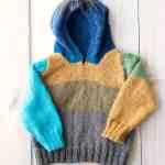 Baby Sweater Free Knitting Pattern