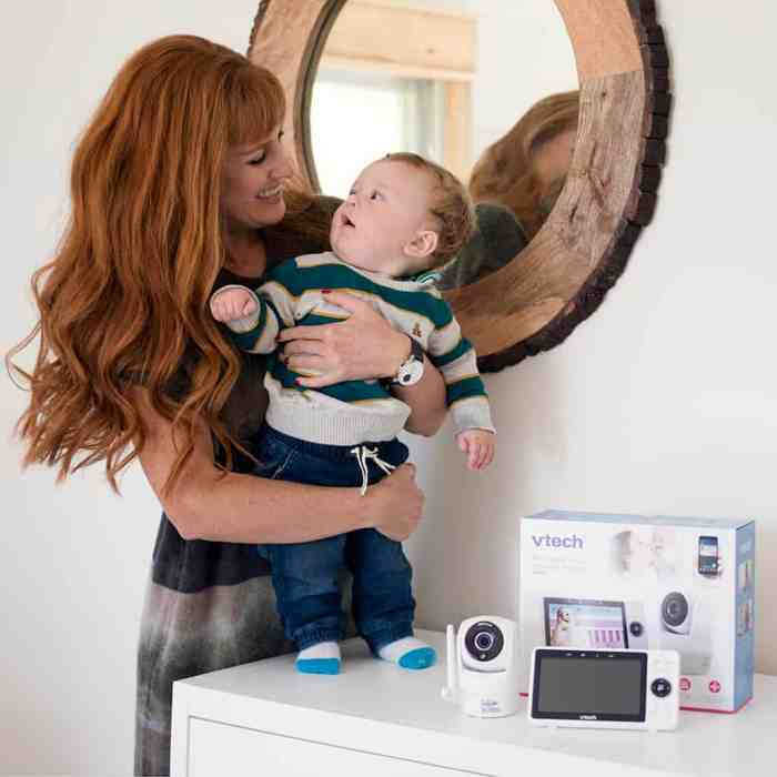 #1 Tech Must-Have for the Nursery