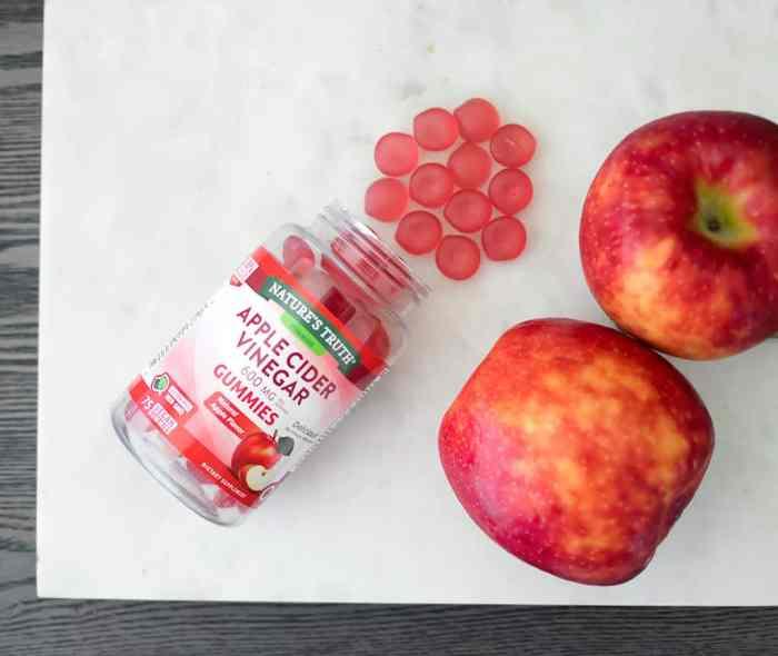 Apple Cider Vinegar Gummies from Nature's Truth