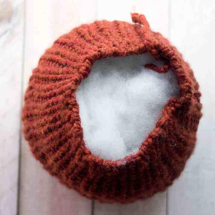 Easy Jumbo Pumpkin Crochet Pattern