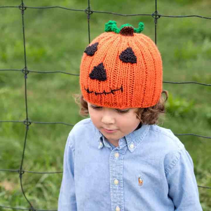 16 Free Halloween Knitting Patterns