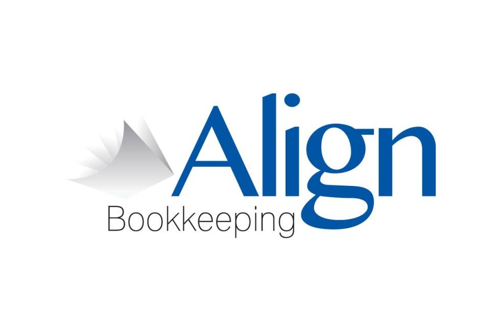 align-bookkeeping-logo-design