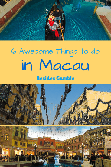 6 Awesome Things to do