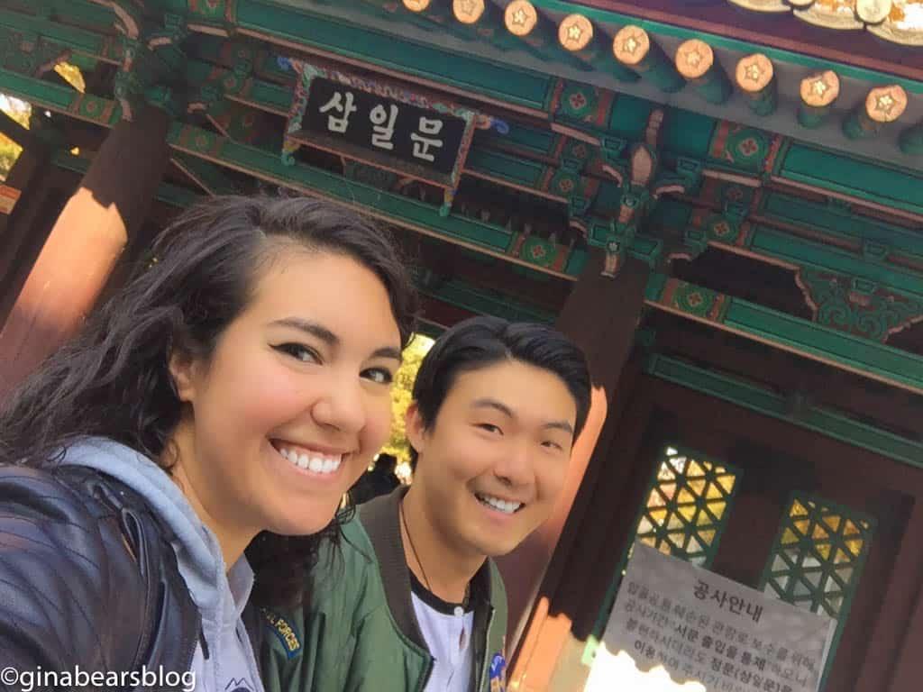 Korean Couple Rings