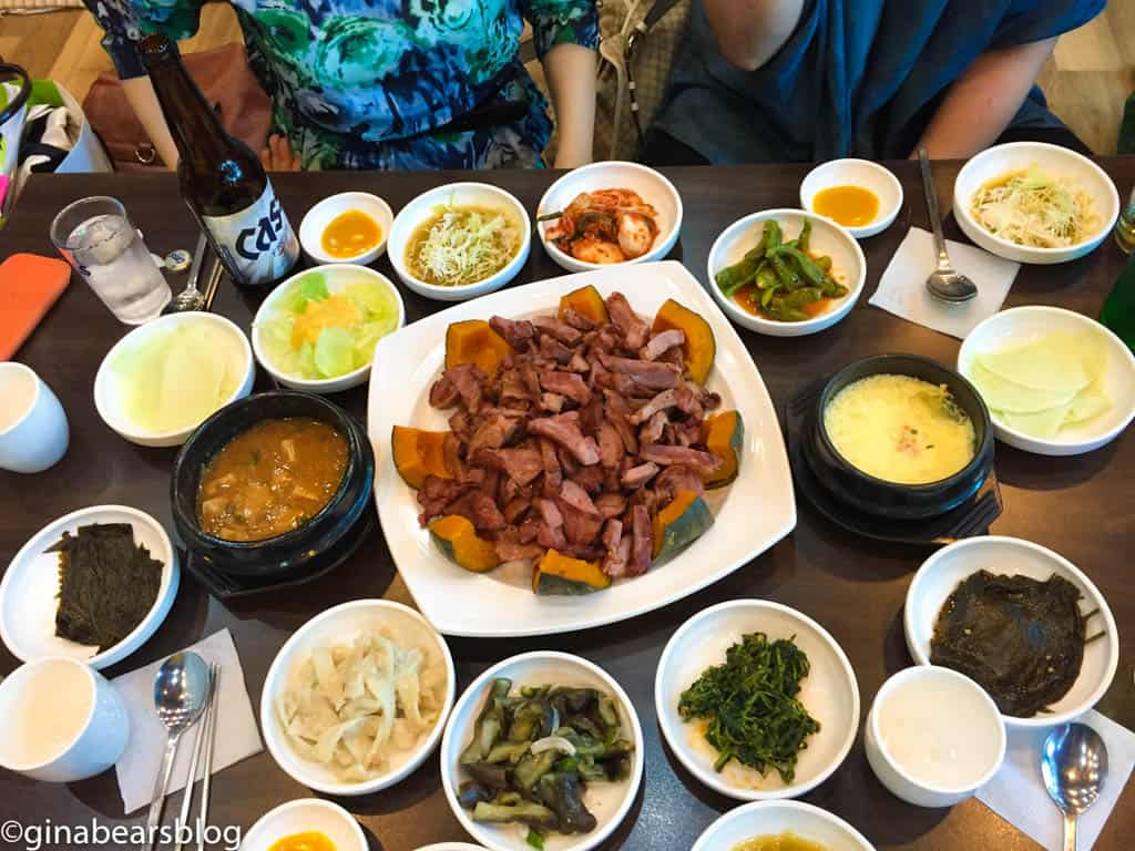 Korean Food Does That For Me And I Always Want It Seriously I Was Over  Japanese