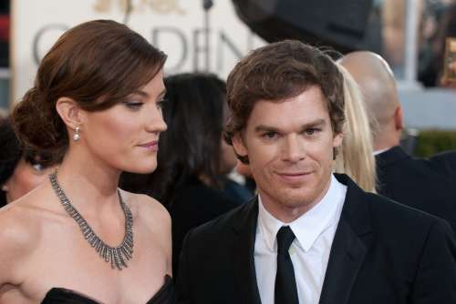 'Dexter' stars Michael C. Hall and Jennifer Carpenter are divorcing?! Finally, he's MINE! (1/3)