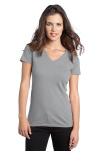 grey v neck tee from Happy Crafters 1