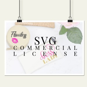 SVG COMMERCIAL LICENSE