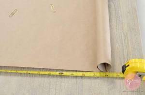 28 inch paper scroll