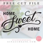 home sweet home free svg
