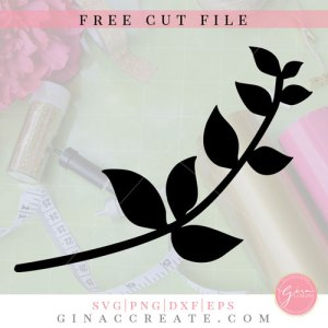 Free SVG & Printable Paper Flower Template – Gina C  Creates