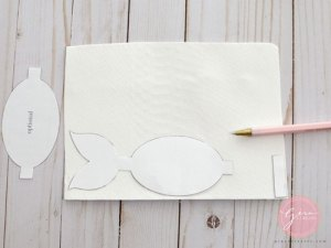 mermaid tail printable template