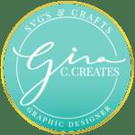 GINA C CREATES FREE SVG