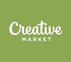 creative market graphic and fonts
