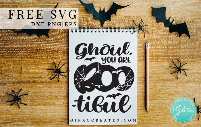 halloween free svg, ghoul, svg, boo svg, boo-tiful svg