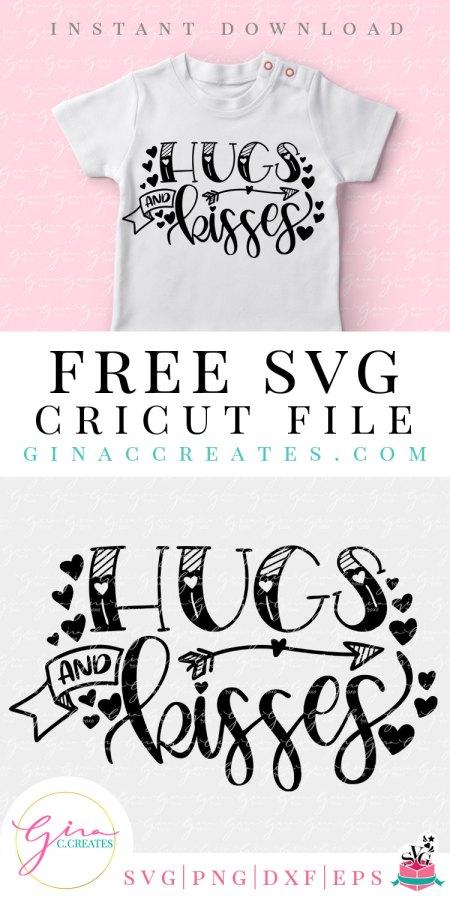Hugs /& Kisses xoxo SVG Cricut cut file Svg cut files Tshirt Svg Mommy and Me Outfits Cricut SVG Mommy and me Svg sign Svg files Mama Svg