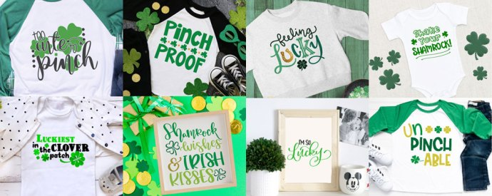 free svg St. Patrick's Day Cut files