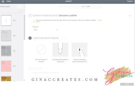 cricut design space how to make hair bows