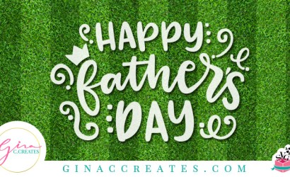 Happy Father's Day Free SVG Cut File
