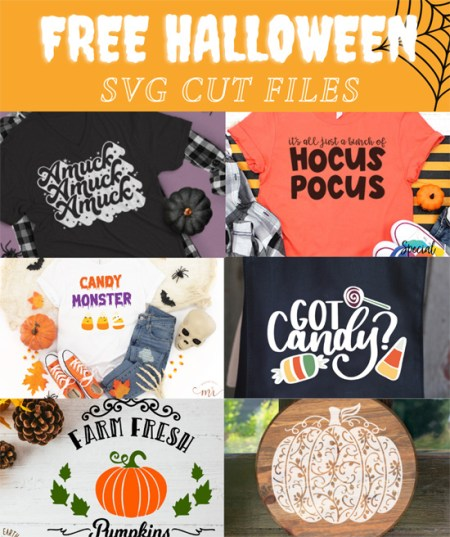 free Halloween svg cut files