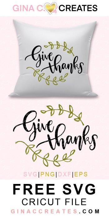 thanksgiving free svg cut file