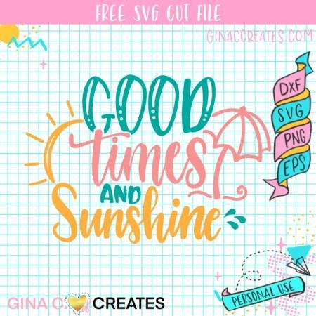 summer sunshine tumbler SVG cut file