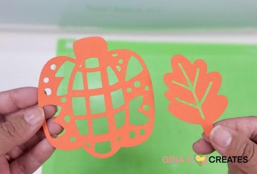 Fall Thanksgiving Craft Project, cornucopia SVG, pumpkin svg