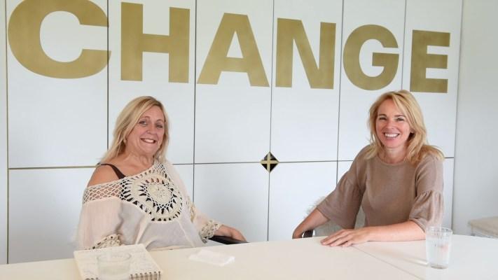 Babbel met Claudine Drees in the house of CHANGE over Werkgeluk, Welzijn op het werk