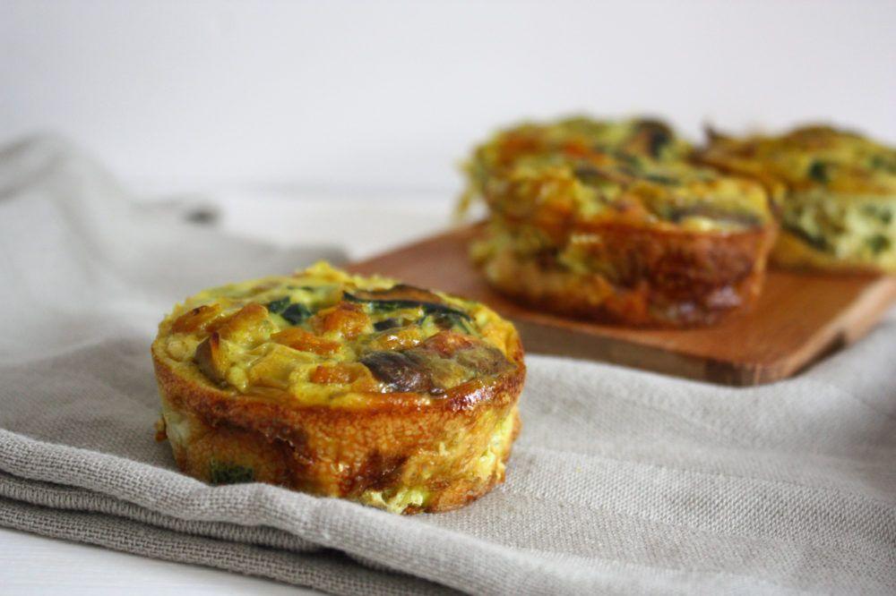 7 Ideas de desayuno para llevar