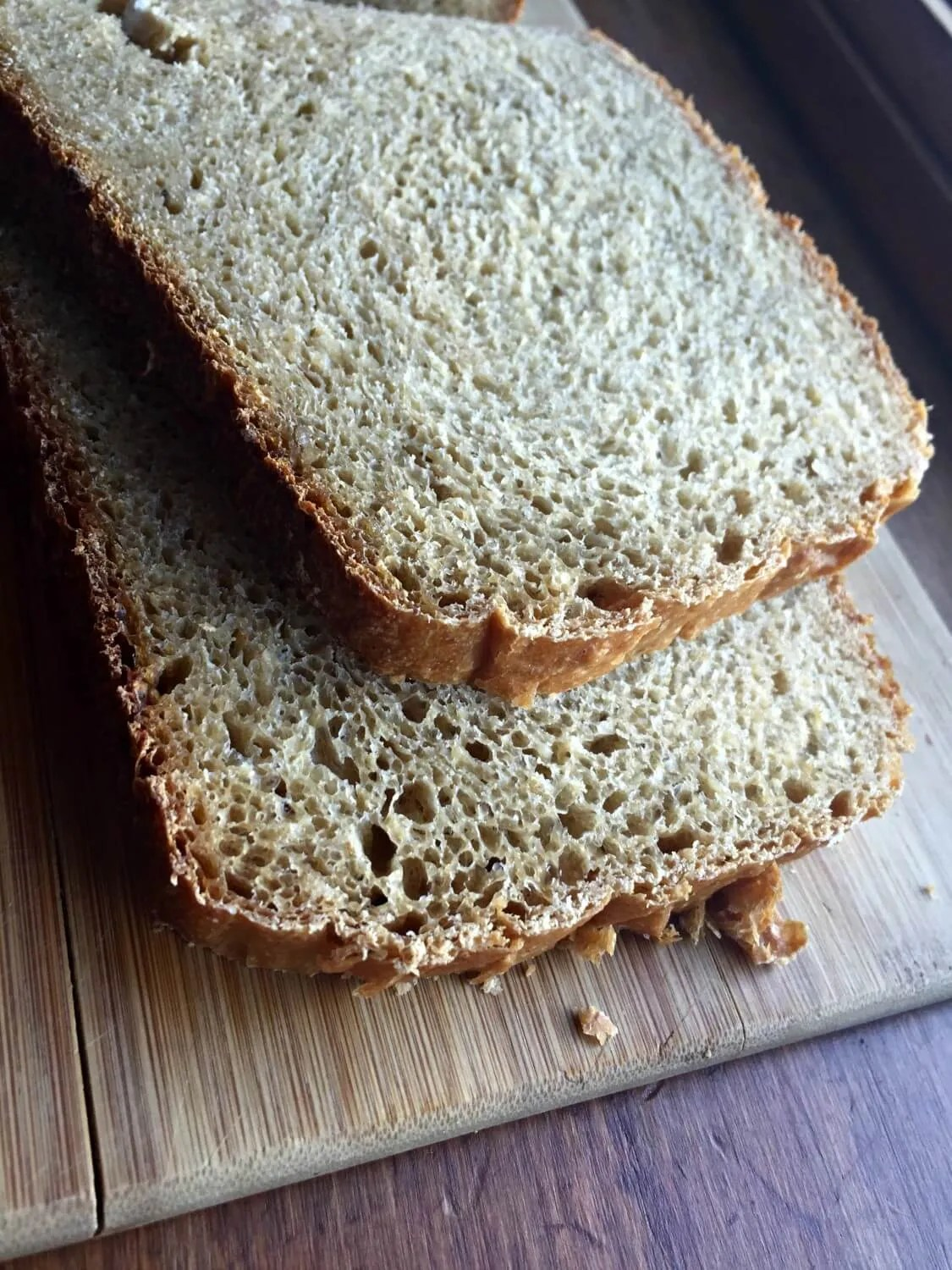 Easy Homemade Honey Oat Whole Wheat Bread: it's simple, delicious and healthy