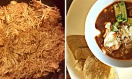 2 in 1: Crockpot Chicken Tacos + Chicken Taco Soup
