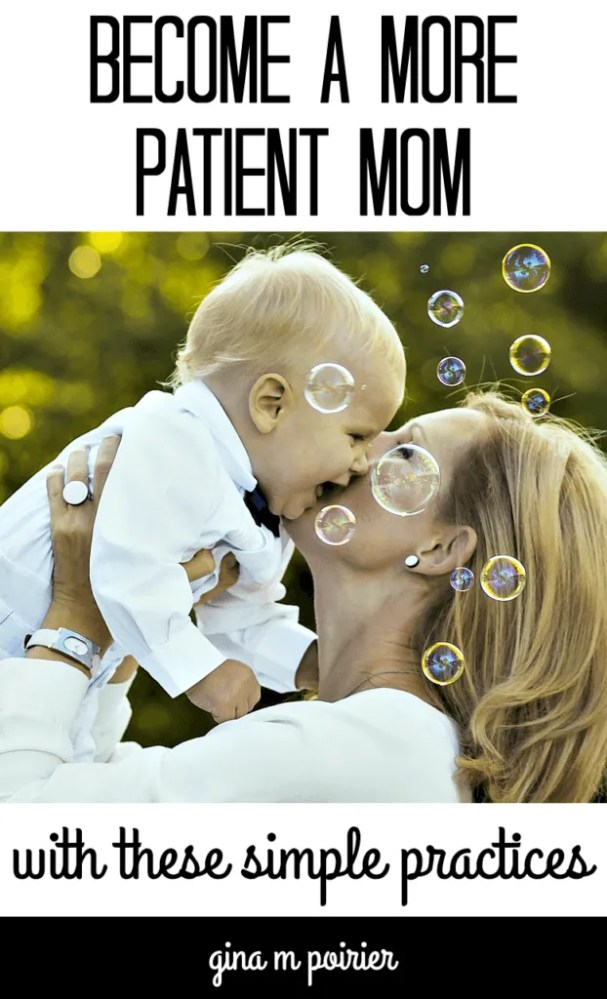 Patience | Motherhood | Parenting