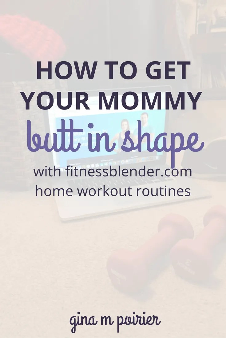 Home Workout Routine | Fitness Blender Review | Workouts for Moms