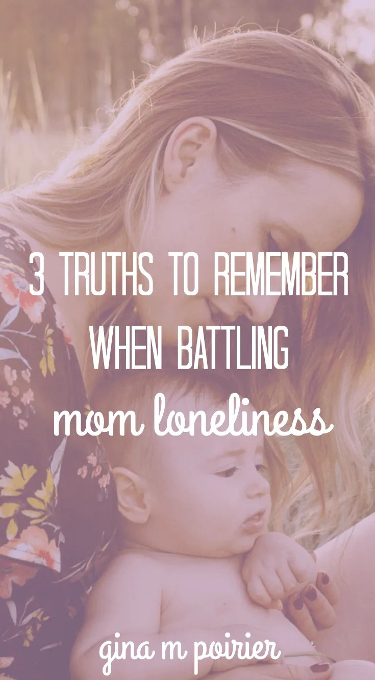 Mom Loneliness | Stay at Home Mom