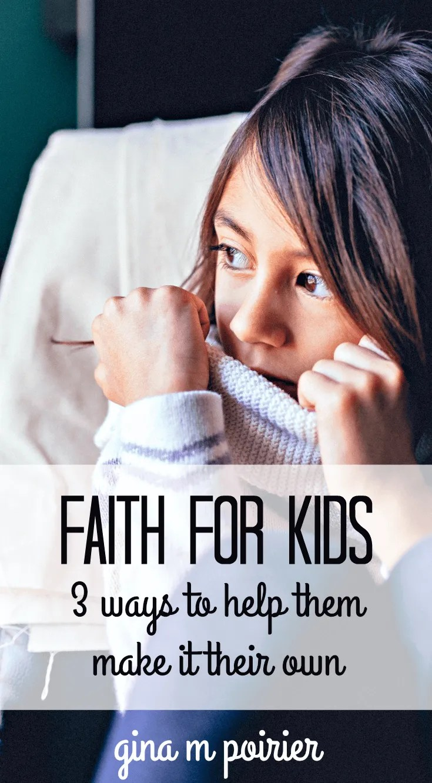 Faith for Kids   Children's Faith