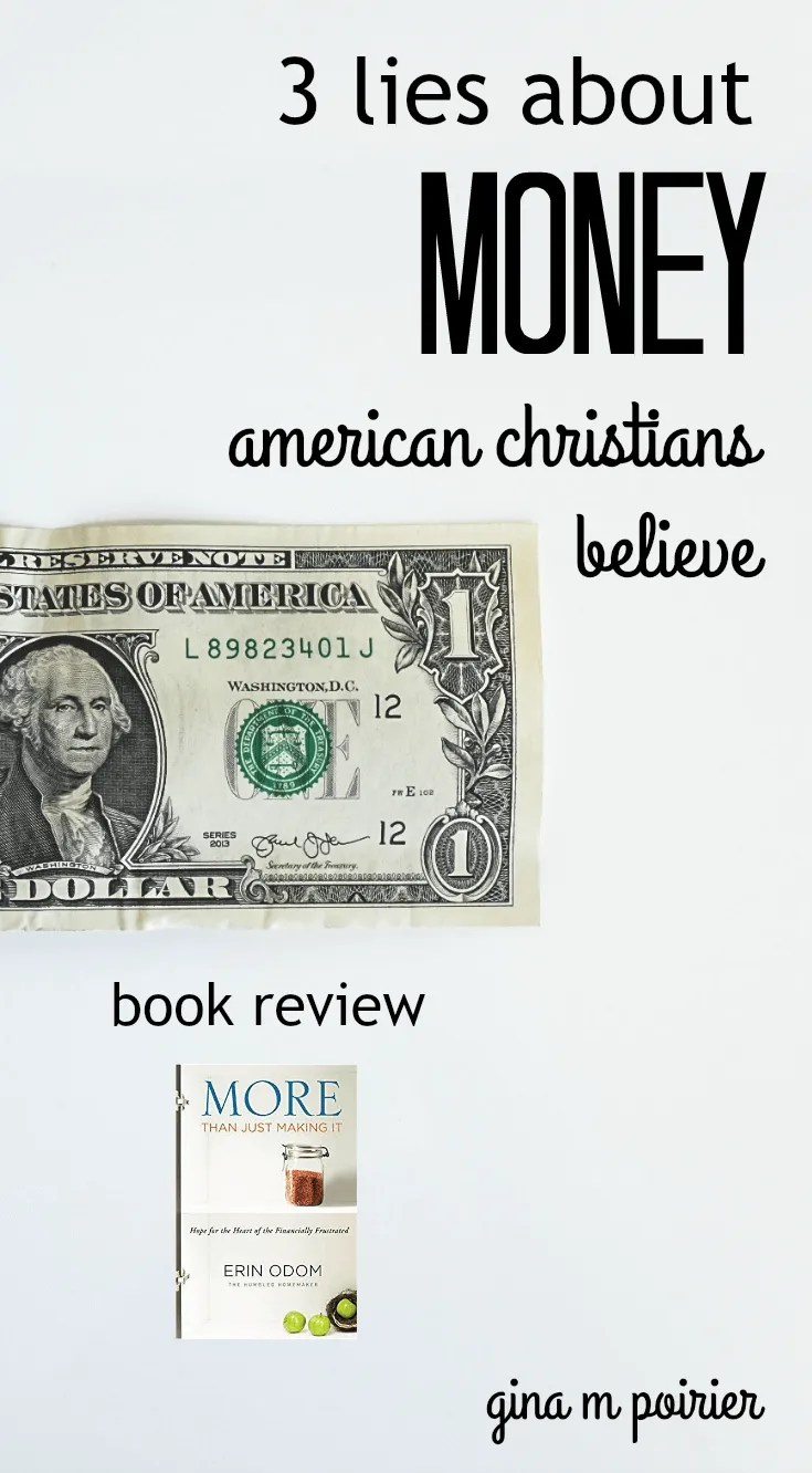 More Than Just Making It Review | Christian Finance