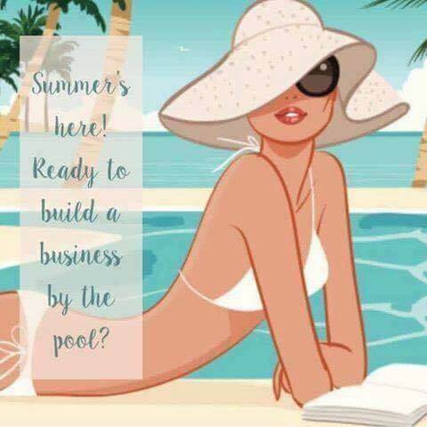 Build a Business by the Pool this Summer! 1