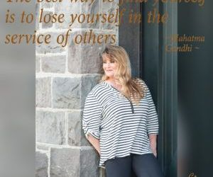 Serving Others- How  Do You Serve?