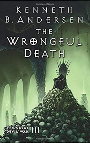 The Wrongful Death by Kenneth B Anderson | Blog Tour