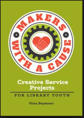 makers with a cause - book cover