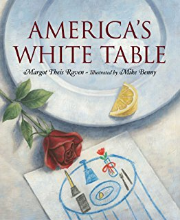 americas white table