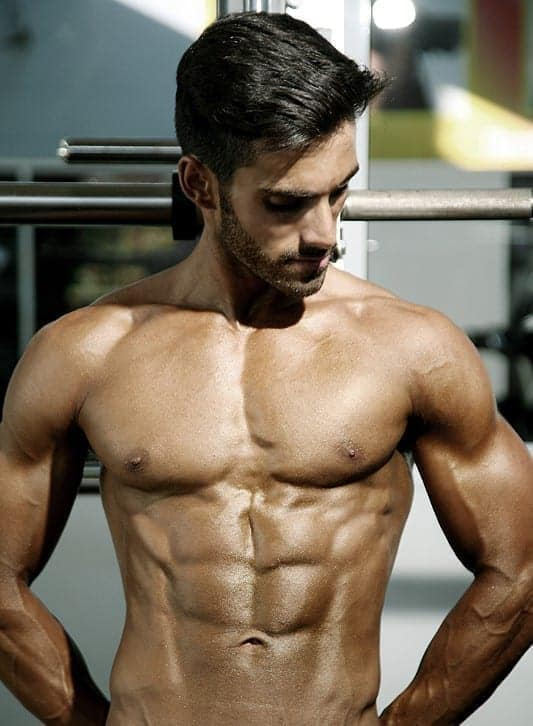 luis postiga men's physique