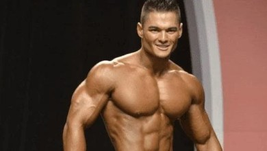 Photo of Dieta e treino – Jeremy Buendia