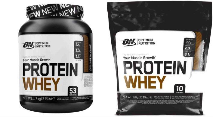 optimum protein whey