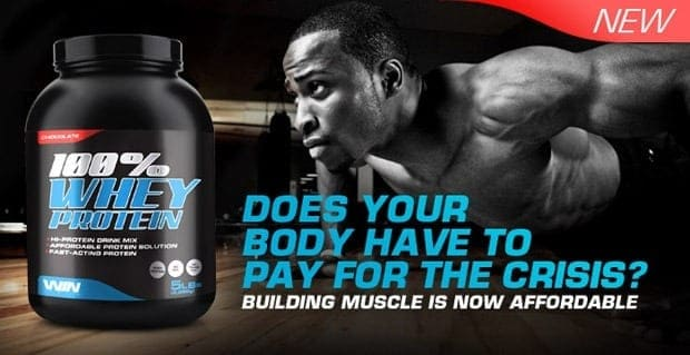 whey protein win nutrition