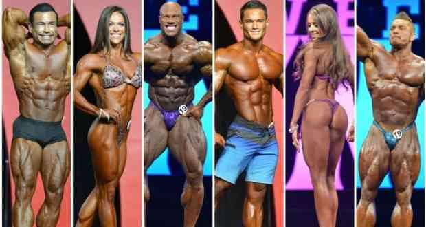 Mr Olympia 2016, os resultados